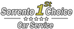 car service sorrento first choice